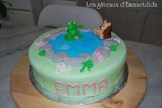 Les Gâteaux d'Emmaetdida: Gâteau hérison