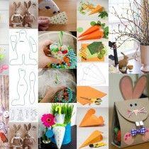 Fashion Bubbles - Moda como Arte, Cultura e Estilo de Vida Páscoa - 40 ideias fofas em faça você mesmo com moldes e passo a passo
