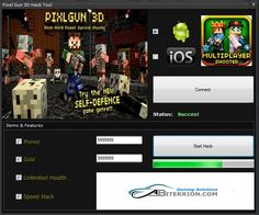 Download Pixel Gun 3D Hack http://abiterrion.com/pixel-gun-3d-hack/