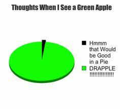 Hahaha Drapple is the funniest ship ever
