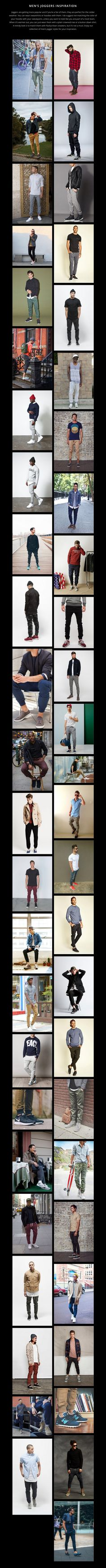 Super how to wear joggers men casual mens fashion ideas How To Wear Joggers, Joggers Outfit, Fashion Joggers, Mens Joggers, Boy Fashion, Mens Fashion, Estilo Fitness, Outfits Hombre, Casual Street Style