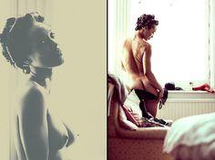 Обнаженная натура на снимках Бена Мура:Сексуальные девушки