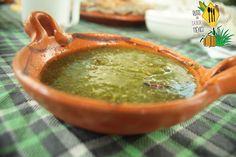 En la Ruta Gastronómica de Pulque #disfrutaremos de esta #deliciosa  #salsa con #gusanito de maguey. Que rico!