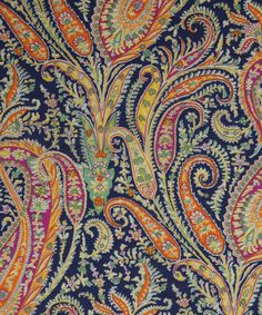 Liberty Art Fabrics Felix and Isabelle A Tana Lawn