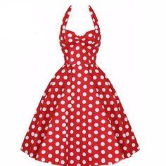 Waistline: Natural Fabric Type: Broadcloth Dresses Length: Knee-Length Neckline: Asymmetrical Sleeve Length: Sleeveless Sleeve Style: Regular Material: Cotton Material: Polyester NOTE: Item measured b