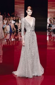 ELIE SAAB Haute Couture Autumn-Winter 2013-14