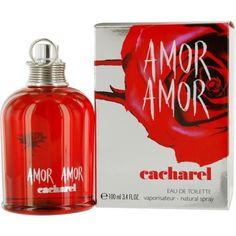 Amor Amor By Cacharel Edt Spray 3.4 Oz