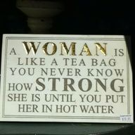 You'll never know how strong she is, til you put her in hot water.    #breakthroughhotness