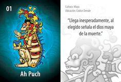 Lotería de Dioses Prehispánicos on Behance
