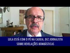 Folha Política: 'Lula está com o pé na cadeia e Dilma perto do impeachment', diz jornalista sobre denúncias bombásticas; veja  http://w500.blogspot.com.br/