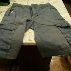 2 Cargo shorts.  ......boys Od Navy shorts Old Navy Shorts Cargos