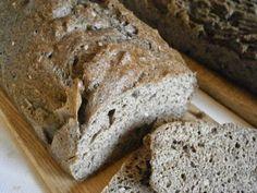 Boszorkánykonyha: Szezámos kenyér (spórolós)