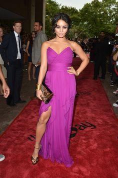 Love this dress & Vanessa Hudgens!