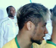Imagine . Dani: This girl deserves a good man.. Neymar *checking you out*: Am I one ?