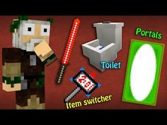 If You Could Craft ANYTHING You Wanted - Minecraft Machinima - YouTube