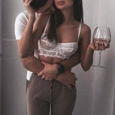of me: Photo Couple Aesthetic, Crop Tops, Tank Tops, White Shorts, Camisole Top, Instagram, Clipuri Video, Relationship Goals, Affirmations