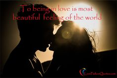 To being in love is most beautiful feeling of the world - Love Failure Quotes Ps I Love, Love You More, My Future Boyfriend, To My Future Husband, Relationships Love, Relationship Quotes, Benefits Of Kissing, Shade Quotes, Love Failure Quotes