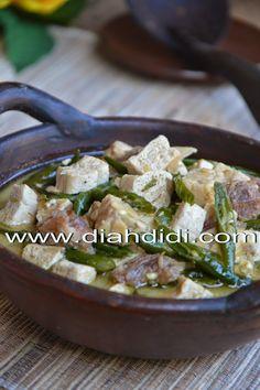 Diah Didi's Kitchen: Sayur Empis Empis Khas Temanggung