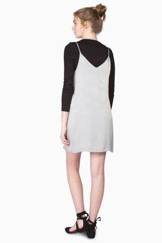 Satin Slip Dress Set – MOD&SOUL - Contemporary Women's Clothing
