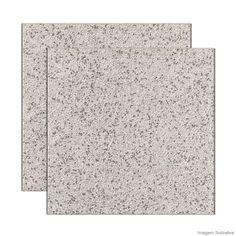 Garagem-Porcelanato Fulget HD 53x53cm gray Porto Ferreira - Telhanorte