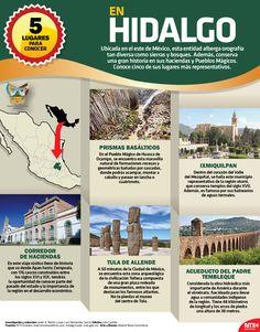 Ubicada en el este de México, esta entidad alberga orografía tan diversa como sierras y bosques. además, conserva una gran historia en sus haciendas y Pueblos Mágicos. #InfografíaNotimex
