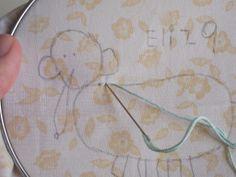 Turn your child's artwork into lasting keepsakes | InAnOrchard