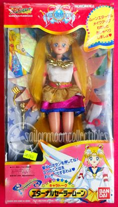 Bambole Objective Sailor Moon Saturn Excellent Sailor Team Bandai Japan Doll Bambola Low Price