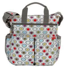 SKIP*HOP® Duo Signature Diaper Bag in Multi Pod - BedBathandBeyond.com