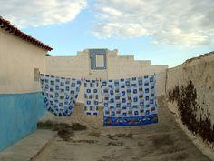 Eltono, 150 doors , 15 days. Puerta Lumbreras, Murcia, Spain, 17/08/2006 – 31/08/2006