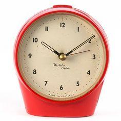 Merlin alarm clock for Westclox - Robert Welch