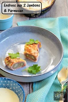 Parmesan, Endive Recipes, Diners, Comfortfood, Breakfast, French, Butter, Milk, Prosciutto