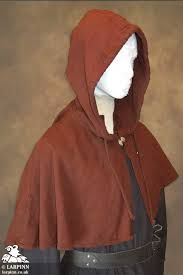 Image result for leather hood larp