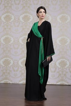Awesome Fashion 2012: Awesome Saudi Abaya Fashion 2012