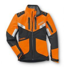 Stylish Jackets, Work Jackets, Rugged Look, Uniform Design, Body Warmer, Mens Gloves, Work Wear, Motorcycle Jacket, Tree Care