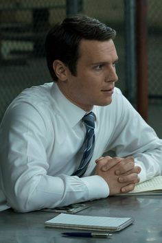 Good News, Mindhunter Fans — There Are More Serial Killer Confessions on the Way Jonathon Groff, Detective Aesthetic, Red Quotes, Tv Series 2017, Cop Show, Harvey Weinstein, Dream Guy, Most Beautiful Man, Serial Killers