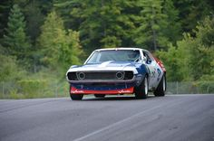 1971 AMC Javelin - Lime Rock Historic Festival 2013