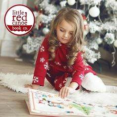 Little Red Canoe ( Holiday Gift Guide, Holiday Gifts, Reading Adventure, Little Red, Canoe, Book Boxes, Great Gifts, Kids, Twitter