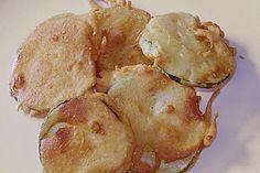 Frittierte Zucchini im Teig, ein beliebtes Rezept aus der Kategorie Gemüse. Bewertungen: 9. Durchschnitt: Ø 4,2.