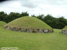 Knowth, Ireland: Faerie mound – A Sidhe