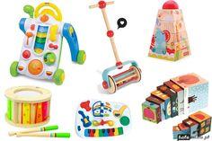 Już niedługo Dzień Dziecka. Będą prezenty! Z tego tytułu mam dla Was kilka pomysłów na prezent dla rocznego dziecka - PEWNIAKÓW.