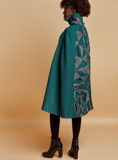 Clothing Brand Jacket Coat Trench Cape Trench, Cape, Clothing, Jackets, Collection, Mantle, Outfits, Down Jackets, Cabo