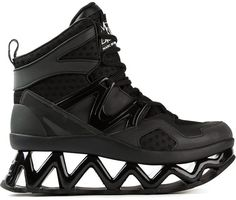 Marc by Marc Jacobs 'Ninja' hi-top sneakers on shopstyle.com