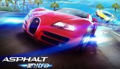 You can easily create Asphalt nitro mod apk