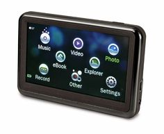 rogeriodemetrio.com: Sylvania 4 GB Video MP3/MP4/MP5 Player
