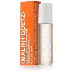 MALIN+GOETZ Petitgrain Perfume Oil found on Polyvore