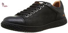 Art Edmonton 378 Chaussures de ville homme - Noir (Black) - 43 EU - Chaussures art (*Partner-Link)