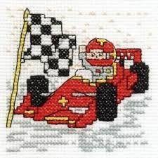 cross stitch car - Google Search