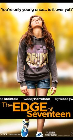 Directed by Kelly Fremon Craig.  With Hailee Steinfeld, Haley Lu Richardson, Blake Jenner, Kyra Sedgwick. High-school life gets even more unbearable for Nadine when her best friend, Krista, starts dating her older brother.