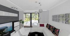 Projekt salonu od Ali Decor Alina Kowalska Ali, Home Decor, Decoration Home, Room Decor, Ant, Home Interior Design, Home Decoration, Interior Design