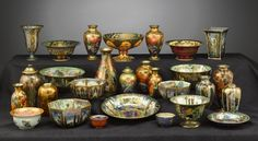 Wedgewood fairyland lustre collection. Absolutely beautiful.